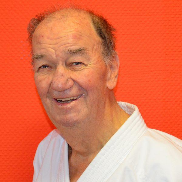 Foto: Sensei Hanskarl Rotzinger (6.Dan), er war der Gründer und die Seele unseres Dojos.